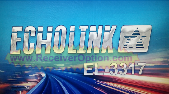 ECHOLINK EL-3317 1506F NEW SOFTWARE WITH ECAST & DSCAM OPTION