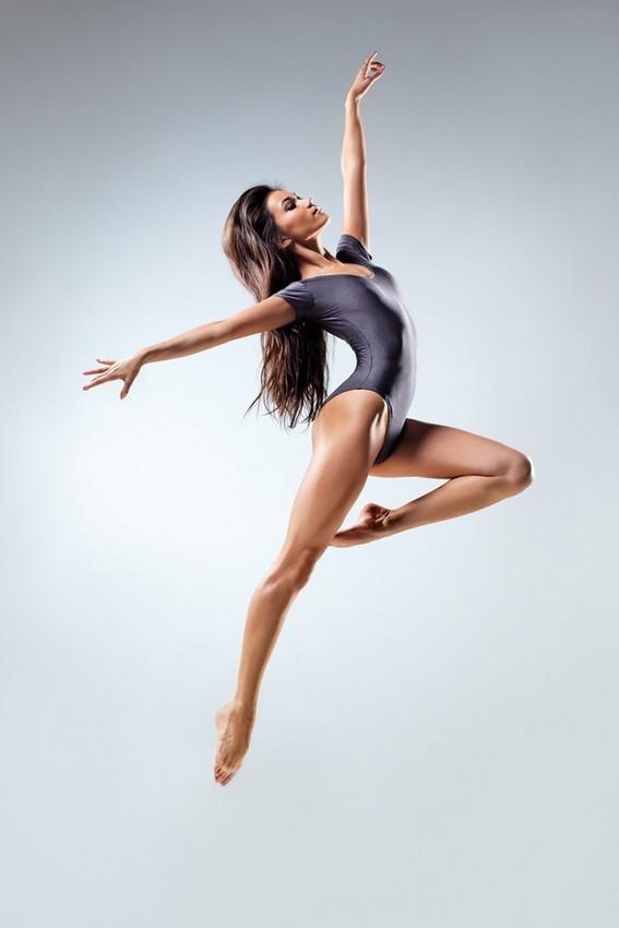 The dancer by Alexander Yakovlev