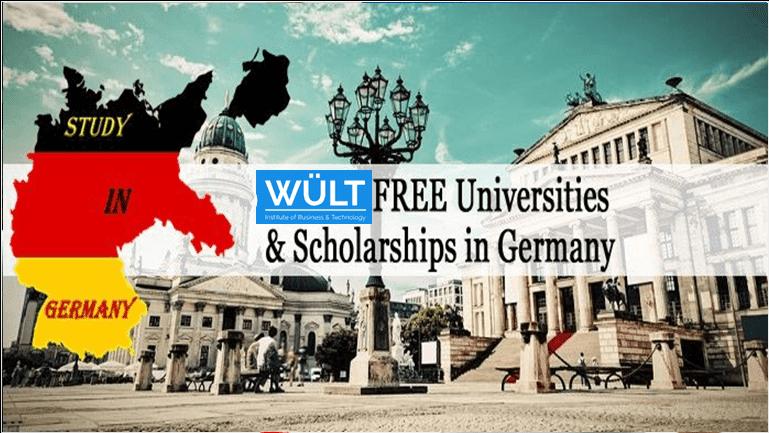 scholarship in Wült university germany - worldswin | Find latest