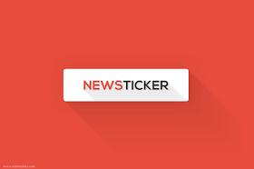 Cara Memasang Widget Newsticker di Blogger