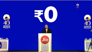 Jio 4G Phone @ Rs.0 only