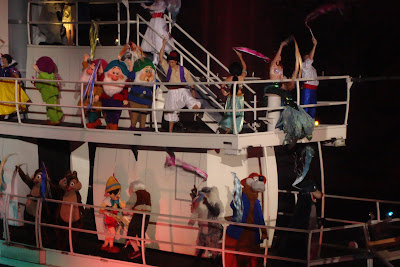Show Fantasmic - Hollywood Studios em Orlando - Florida
