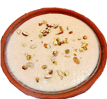 The sweet item for the Shravan month, it is very easy to prepare and yet tastes so delicious.