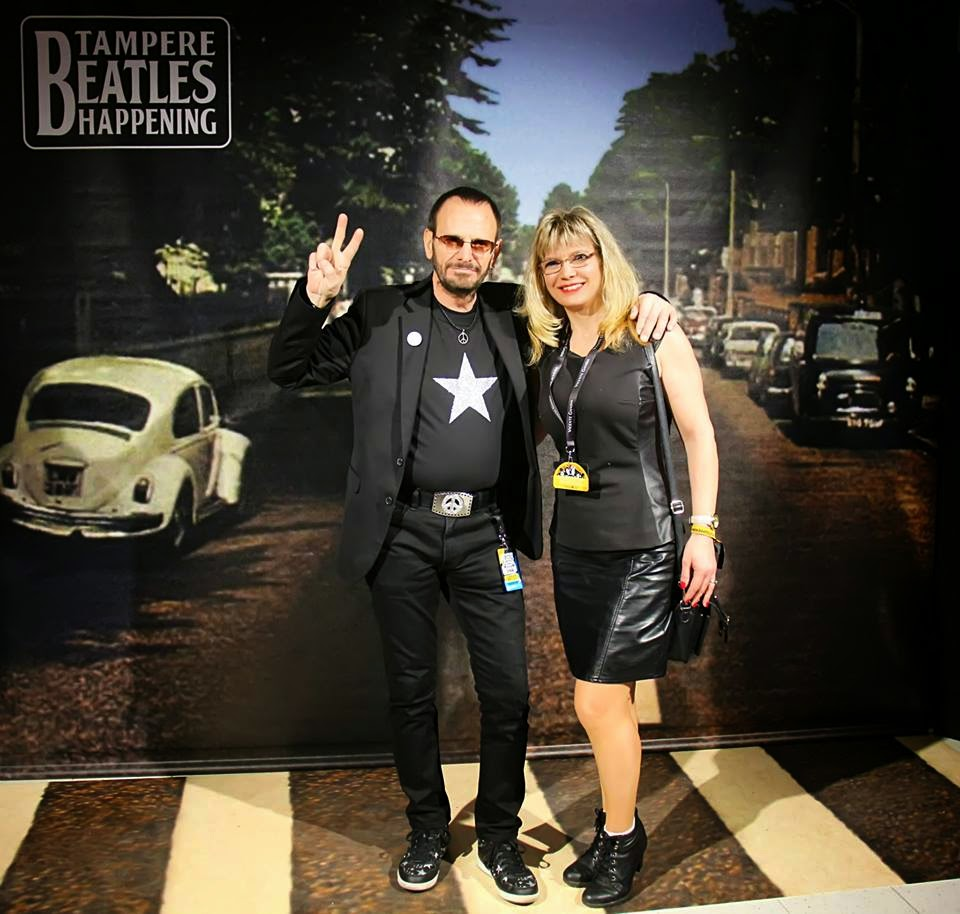 Tampere Beatles Happening 2015 Ringer Star