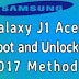How To Root And Unlock Galaxy J1 Ace SM J110G 2017
