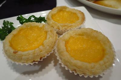 Jade Golden Palace, egg tarts bird's nest