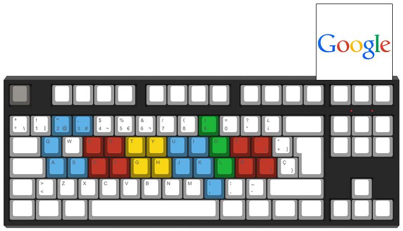 Google - Diseño teclado mecánico - dPunisher