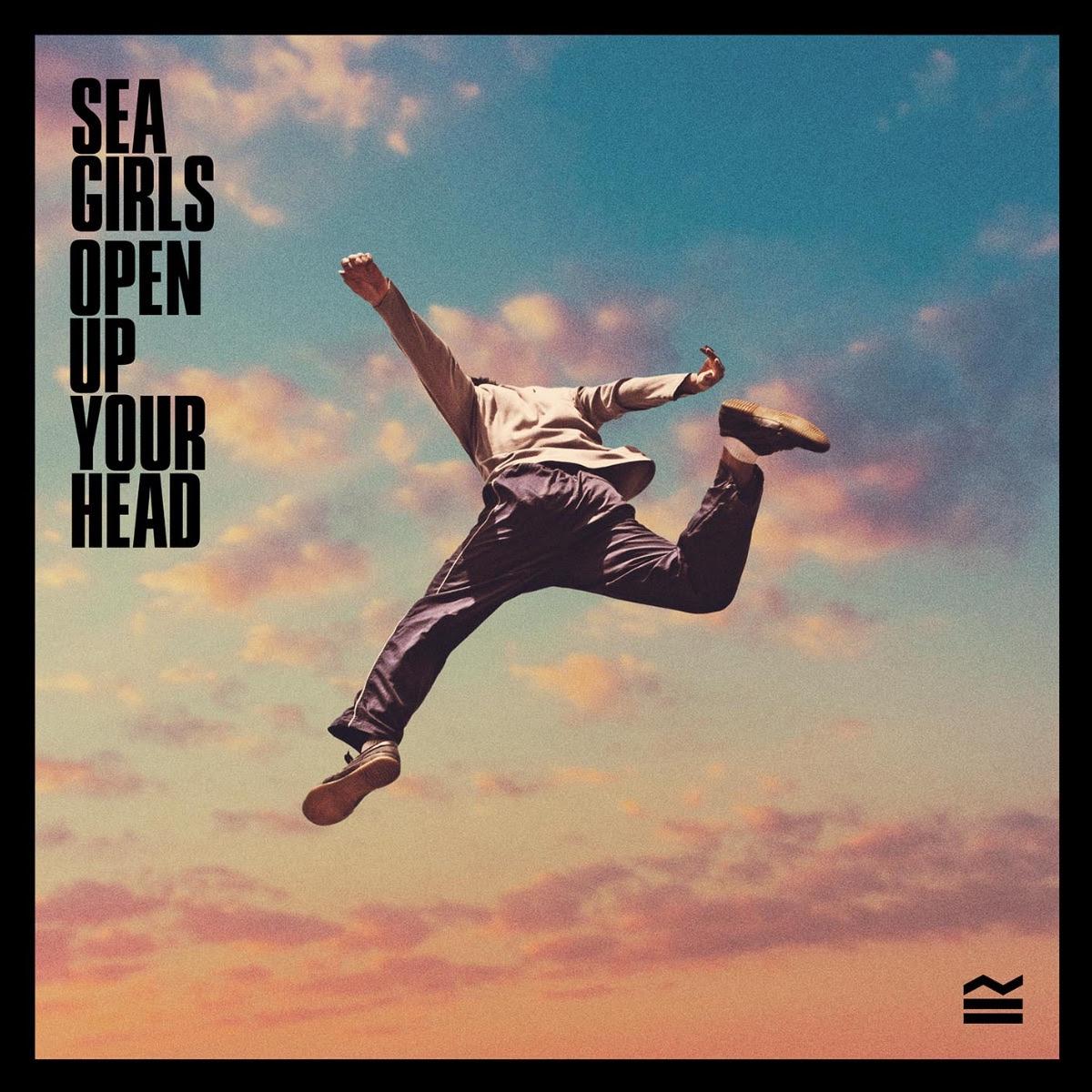 Sea Girls Open Up Your Head Album Artwork