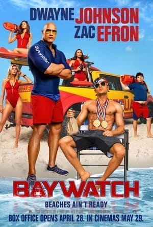 Baywatch - S.O.S. Malibu - Sem Censura Blu-Ray Torrent Download