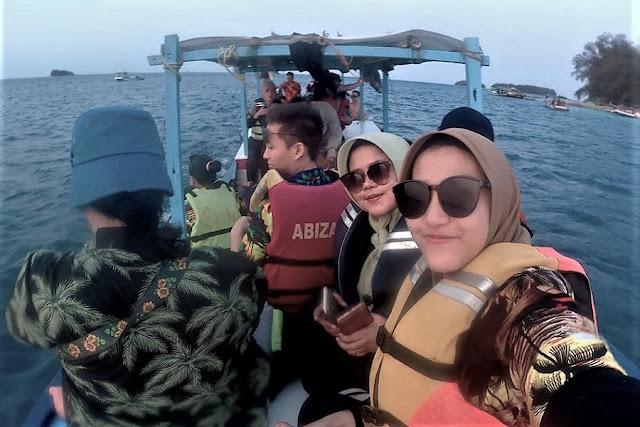 Tour Pulau Harapan Dari Kali Adem