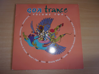 ETNICA TECHNOSSOMY CHILDREN OF DUB TRANSWAVE ODDS - Goa Trance Volume Two - 33T x 2