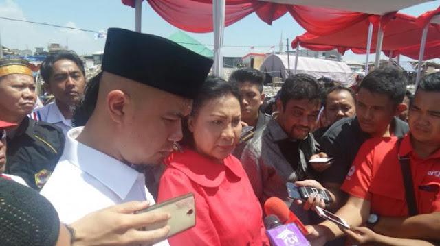 Dituding Pengkhianat, NasDem: Jasa Apa yang Sudah Ahmad Dhani Lakukan di DKI ?