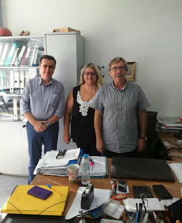 Ηγουμενίτσα: Συνεδρίασε η Επιτροπής για την επανασύνδεση παρόχων ηλεκτρικής ενέργειας