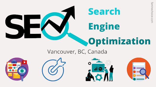 Best SEO Expert in Vancouver, Best Seo Services in Vancouver, Faminechoice