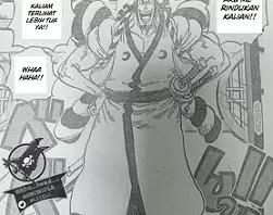 Oden Datang Ke Onigashima Pada Chapter 1007!!!