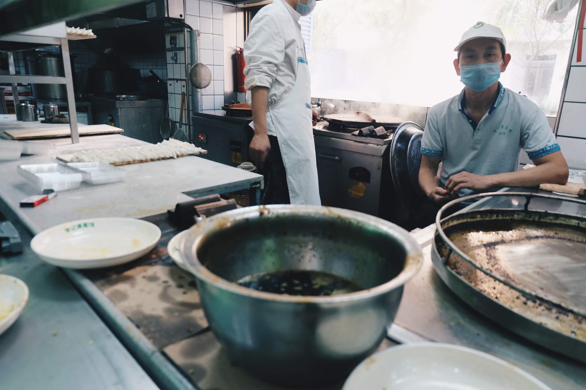 Mencicipi Guotie Resto Halal di Nanjing - Liji Islamic Restaurant 李记清真馆 Rsjournal