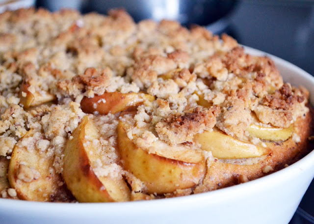 Apfel-Vollkornkuchen (c) zuckerstaub.at