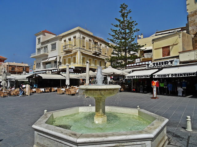centrum Chanii Kreta