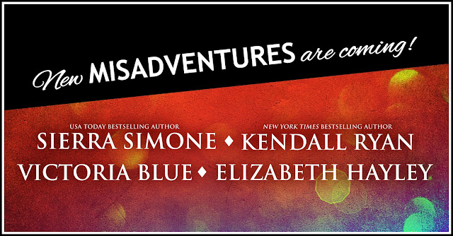 Announcing Brand New Misadventure Novels–Coming Soon!