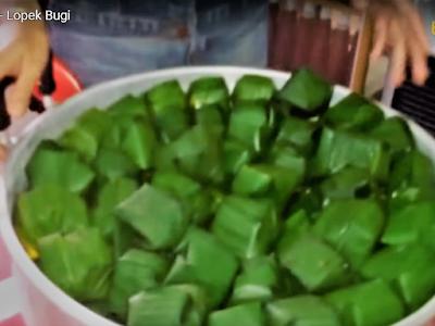 Lopek Bugi Kampar, Jajanan Wisata Riau