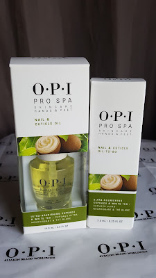 OPI Pro Spa Nail and Cuticle Oil - Boxed