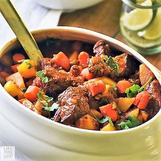 Puerto Rican Beef Stew - Carne Guisada