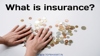 What is insurance?