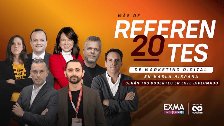 Diplomado de Marketing Digital en Español