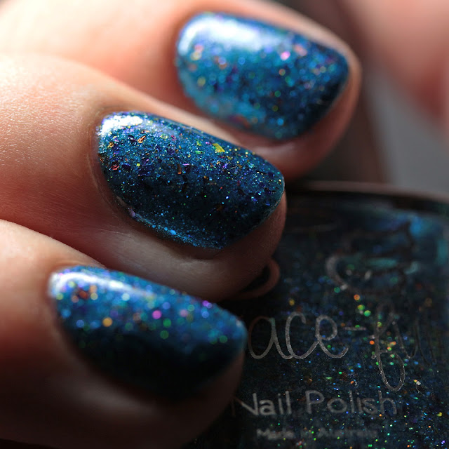 Grace-full Nail Polish Hotsy Totsy