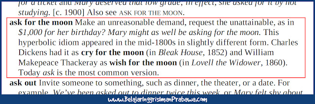 Arti Wish For the Moon