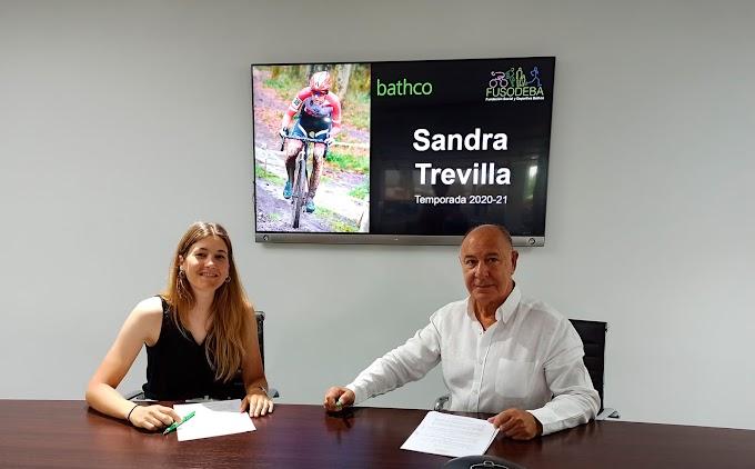 Sandra Trevilla correrá en el Bathco Team