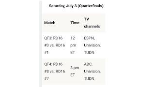 football match today live score