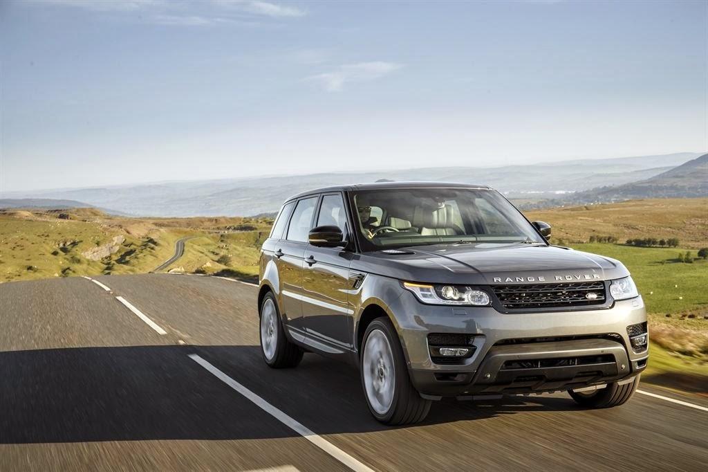 GirlDriver, USA: Range Rover Sport-- Ridin' High