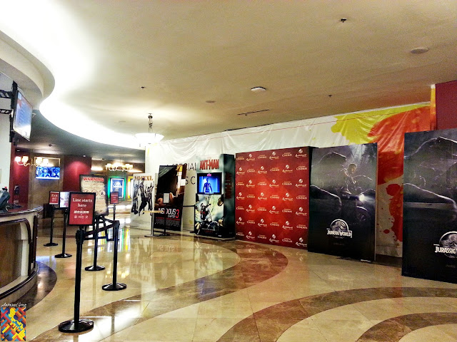 Remington Hotel Newport Mall Resorts World Manila Cafe Ilonggo Megaworld