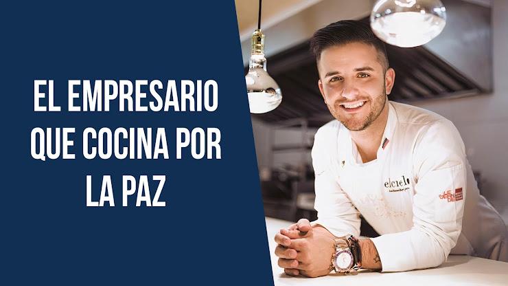 La historia de Juan Manuel Barrientos, fundador del restaurante El Cielo