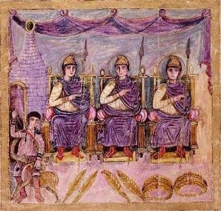 DOMVS ROMANA: Purpura, el color del lujo en la antigua Roma