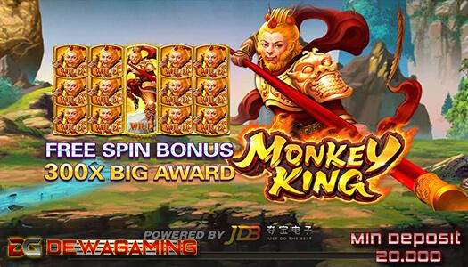 Monkey King Fafaslot88 20 Ribuan