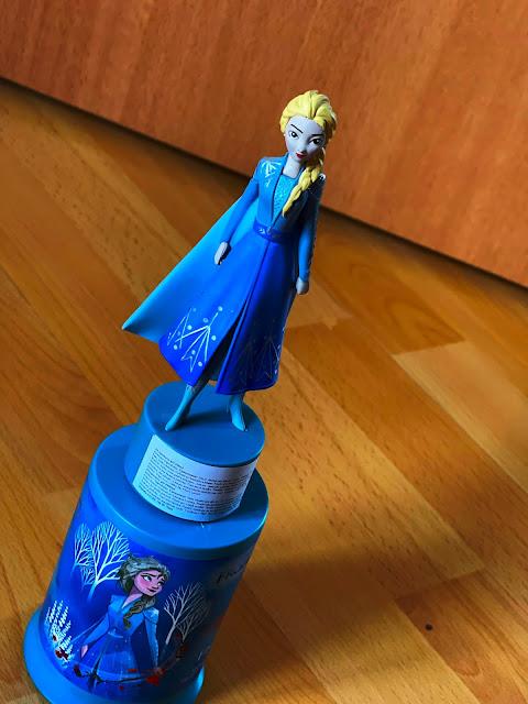 Elsa obal sprchového gélu
