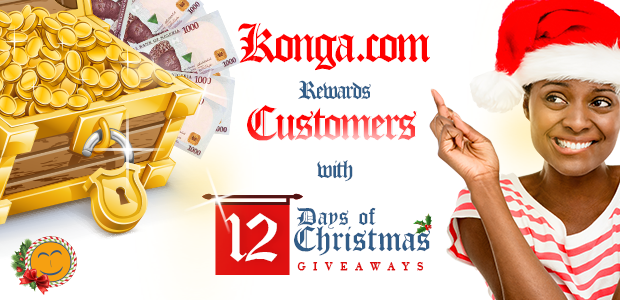 Christian Media in Nigeria : Konga com to reward customers with over