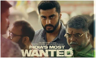 Movie Poster INDIA's MOST WANTED