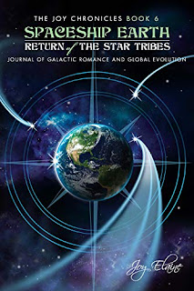 Spaceship Earth: Return of the Star Tribes - non-fiction book promotion sites Joy Elaine