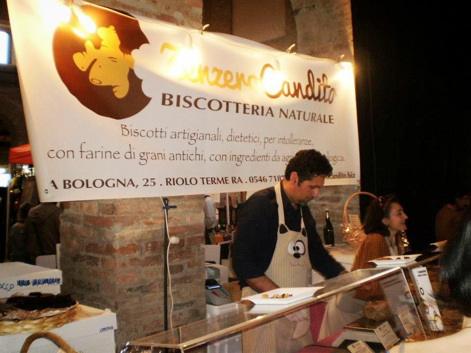 Zenzero Candito biscotteria naturale