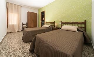 habitaciones hostal alcorisa