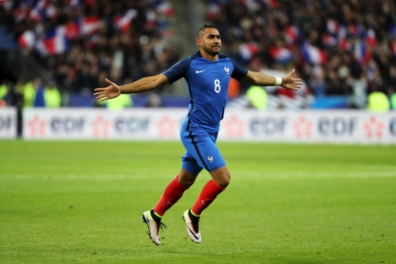 Dimitri Payet has been one of the standout players of the Euro tournament.