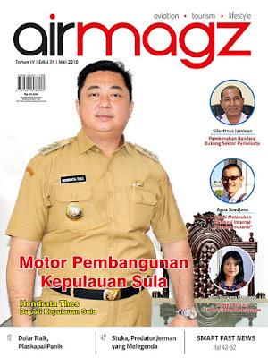 Majalah AirMagz Air Magazine 2018 2019