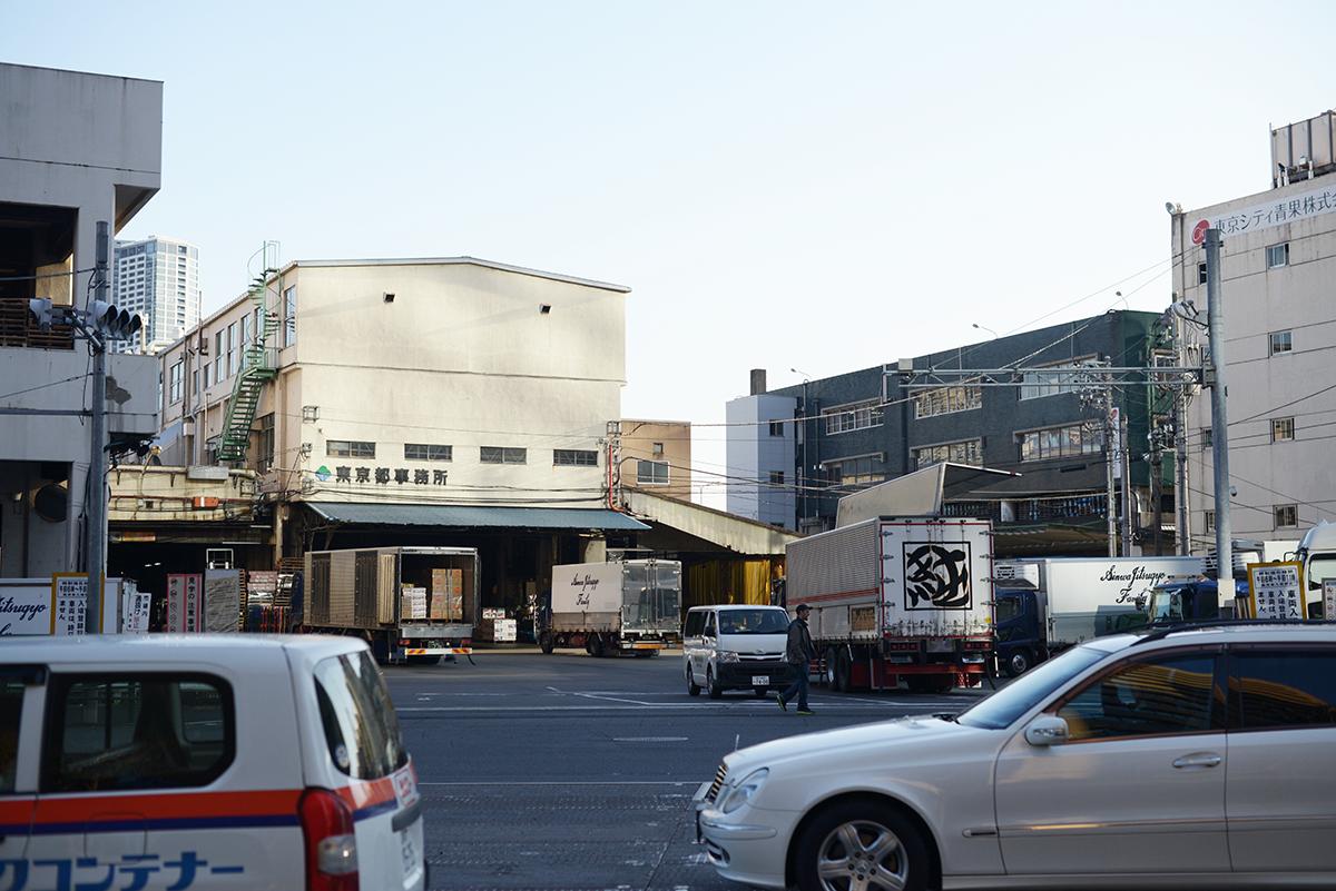 Tsukiji Fish Market Tokyo Japan | FOREVERVANNY.com