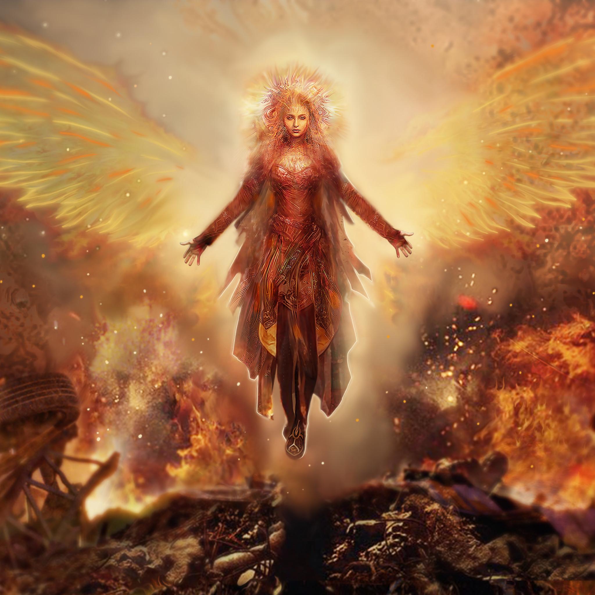 X Men Dark Phoenix Art