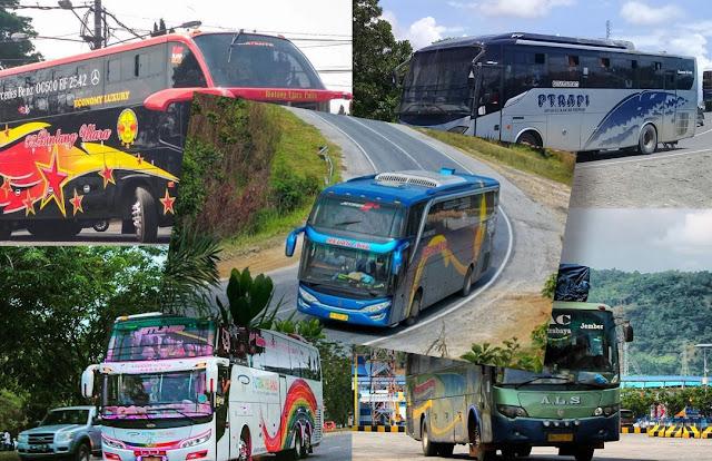 7 Bus Terkenal Cepat Di Sumatra