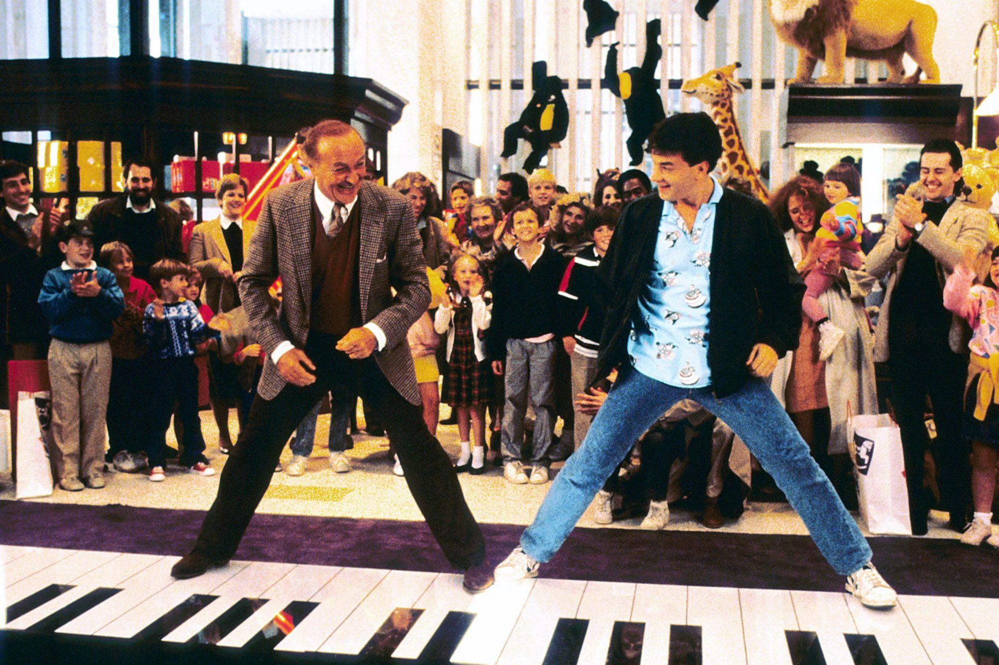 big tom hanks 1988 piano fao schwarz
