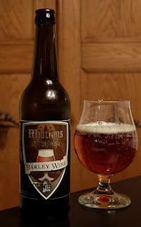 Barley Wine fra Midtfyns Bryghus